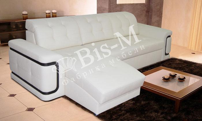 Вегас с оттоманкой - мебельная фабрика Бис-М. Фото №2. | Диваны для нирваны