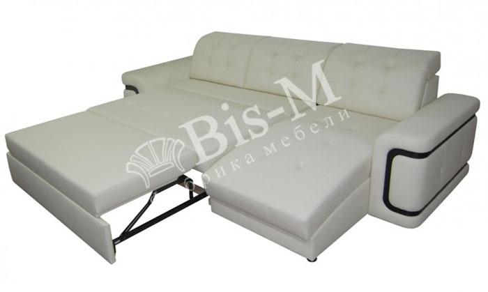 Вегас с оттоманкой - мебельная фабрика Бис-М. Фото №3. | Диваны для нирваны