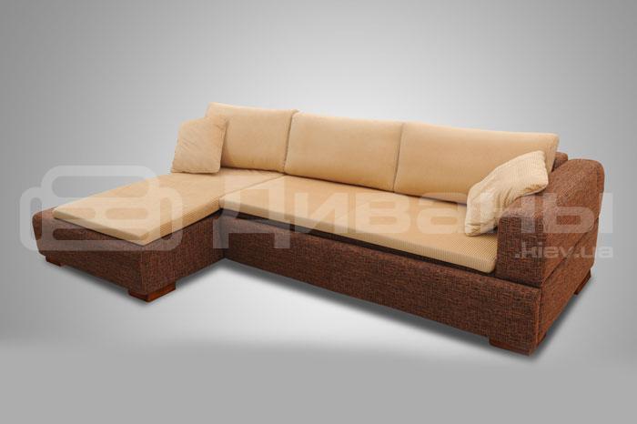 Конкорд-3 угловой - мебельная фабрика Фабрика Ливс. Фото №1.   Диваны для нирваны