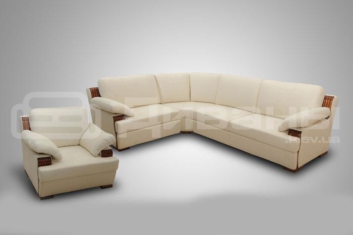 Самсон-3 угловой - мебельная фабрика Фабрика Ливс. Фото №1. | Диваны для нирваны