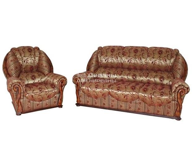 Классик Луиза 3 - мебельная фабрика Шик Галичина. Фото №7. | Диваны для нирваны