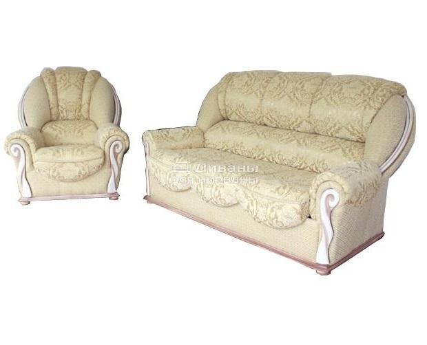 Классик Луиза 3 - мебельная фабрика Шик Галичина. Фото №8. | Диваны для нирваны