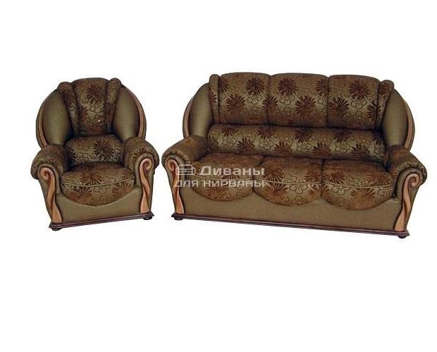 Классик Луиза 3 - мебельная фабрика Шик Галичина. Фото №9. | Диваны для нирваны