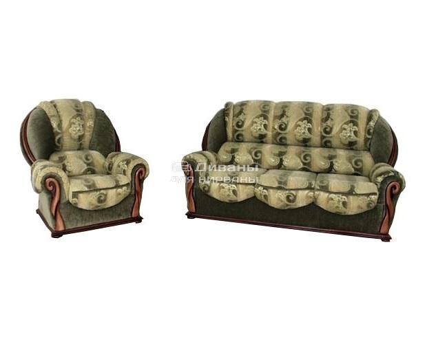 Классик Луиза 3 - мебельная фабрика Шик Галичина. Фото №3. | Диваны для нирваны