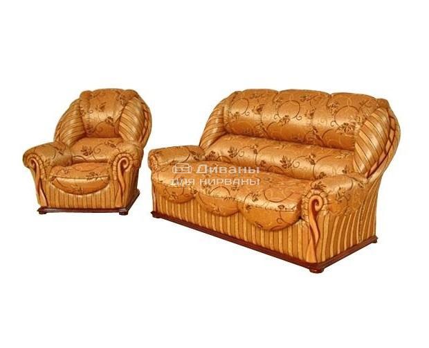 Классик Луиза 3 - мебельная фабрика Шик Галичина. Фото №4. | Диваны для нирваны