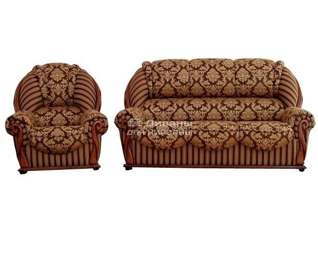 Классик Луиза 3 - мебельная фабрика Шик Галичина. Фото №5. | Диваны для нирваны