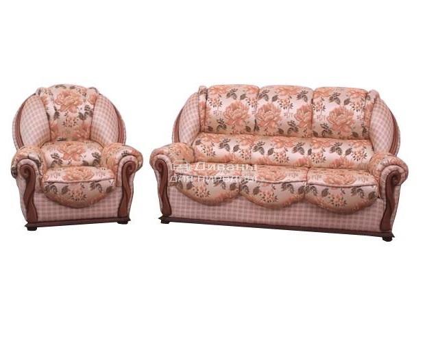 Классик Луиза 3 - мебельная фабрика Шик Галичина. Фото №6. | Диваны для нирваны