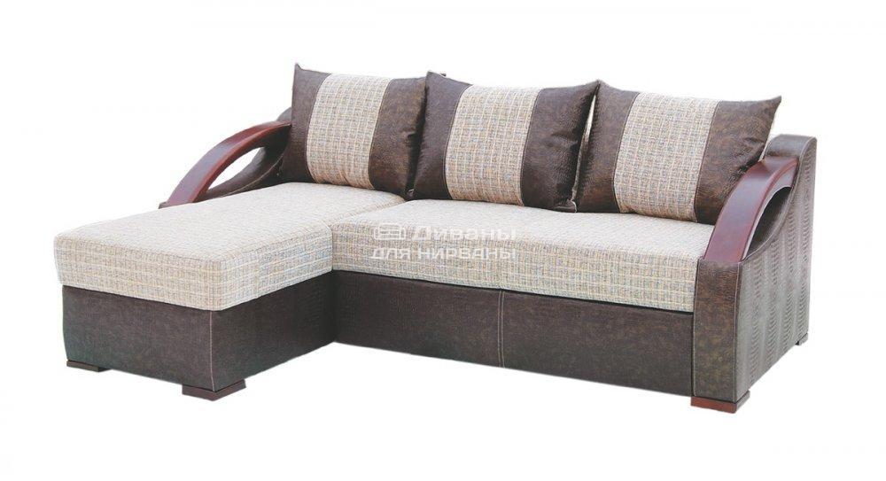Марсель с оттоманкой (короткий бок) - мебельная фабрика Бис-М. Фото №1. | Диваны для нирваны