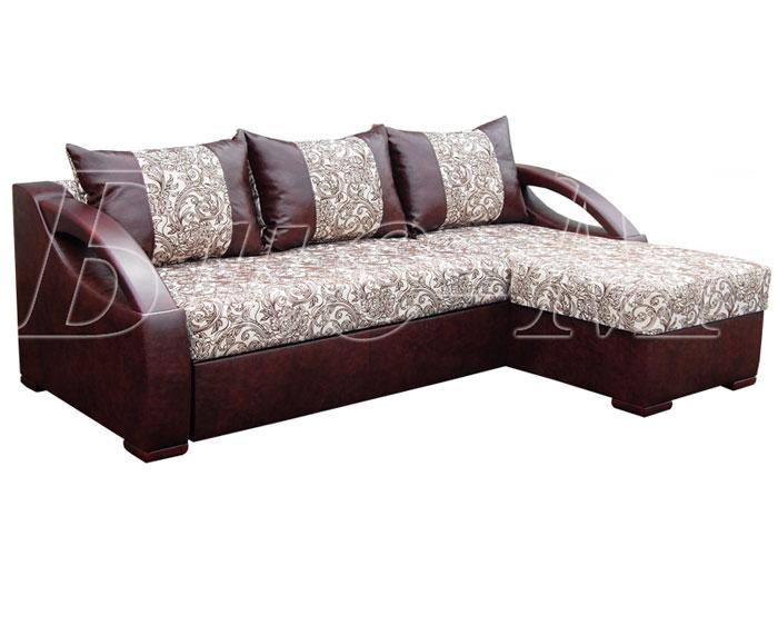 Марсель с оттоманкой (короткий бок) - мебельная фабрика Бис-М. Фото №2. | Диваны для нирваны