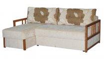 Лира с оттоманкой угловой - мебельная фабрика Бис-М | Диваны для нирваны