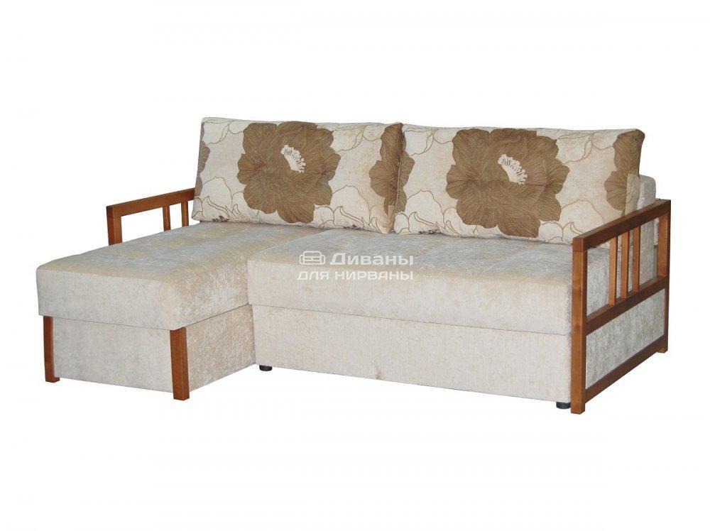 Лира с оттоманкой - мебельная фабрика Бис-М. Фото №1. | Диваны для нирваны