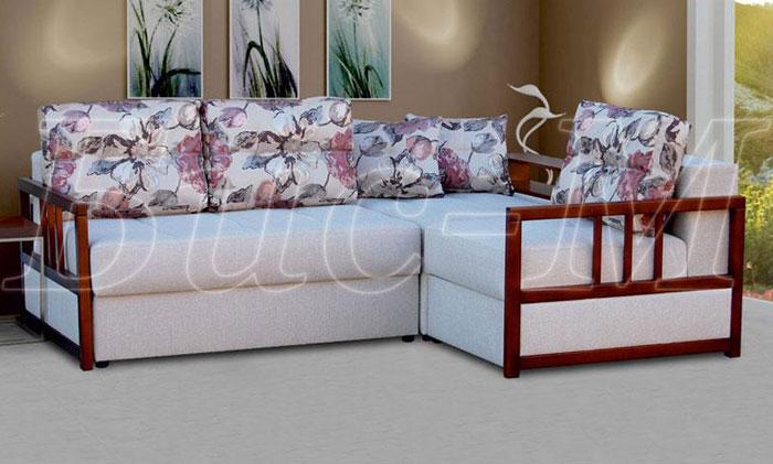 Лира с оттоманкой - мебельная фабрика Бис-М. Фото №2. | Диваны для нирваны