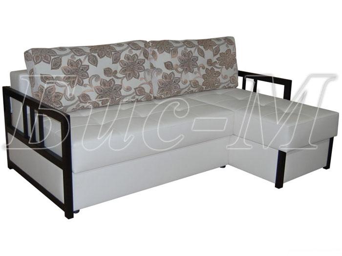 Лира с оттоманкой - мебельная фабрика Бис-М. Фото №3. | Диваны для нирваны