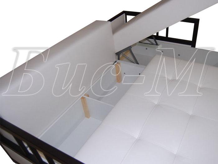 Лира с оттоманкой - мебельная фабрика Бис-М. Фото №4. | Диваны для нирваны