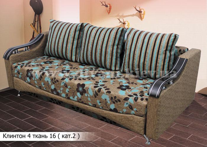 Клинтон-4 - мебельная фабрика Мебель Софиевки. Фото №15. | Диваны для нирваны
