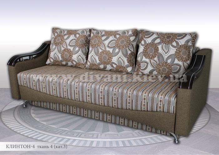 Клинтон-4 - мебельная фабрика Мебель Софиевки. Фото №16. | Диваны для нирваны