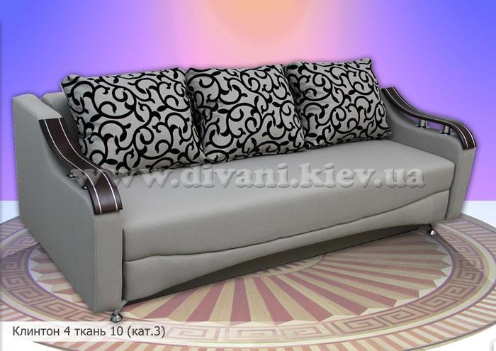 Клинтон-4 - мебельная фабрика Мебель Софиевки. Фото №17. | Диваны для нирваны