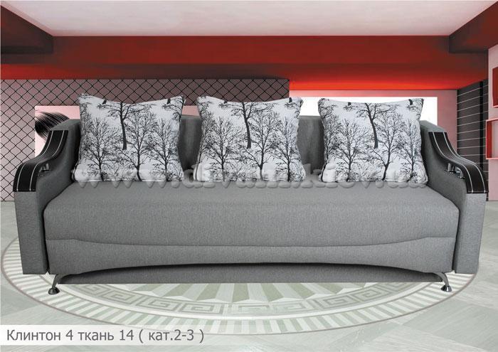 Клинтон-4 - мебельная фабрика Мебель Софиевки. Фото №20. | Диваны для нирваны
