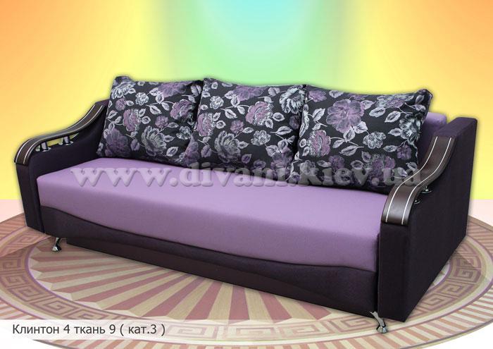 Клинтон-4 - мебельная фабрика Мебель Софиевки. Фото №21. | Диваны для нирваны