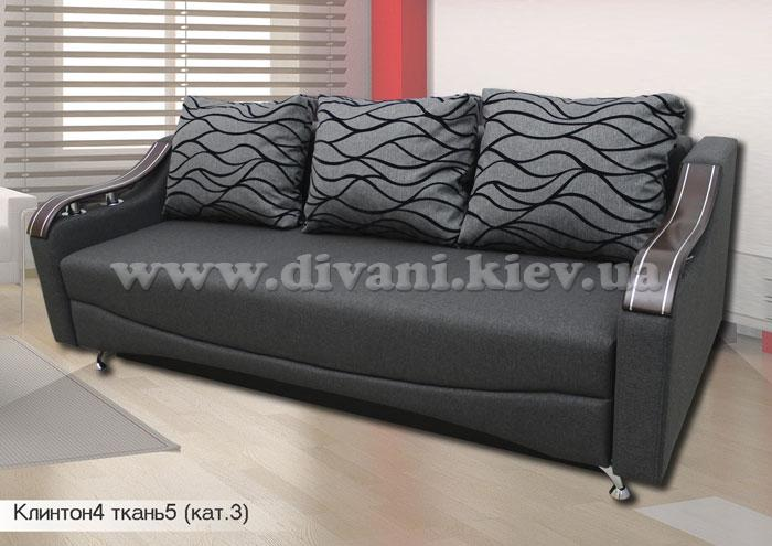 Клинтон-4 - мебельная фабрика Мебель Софиевки. Фото №22. | Диваны для нирваны