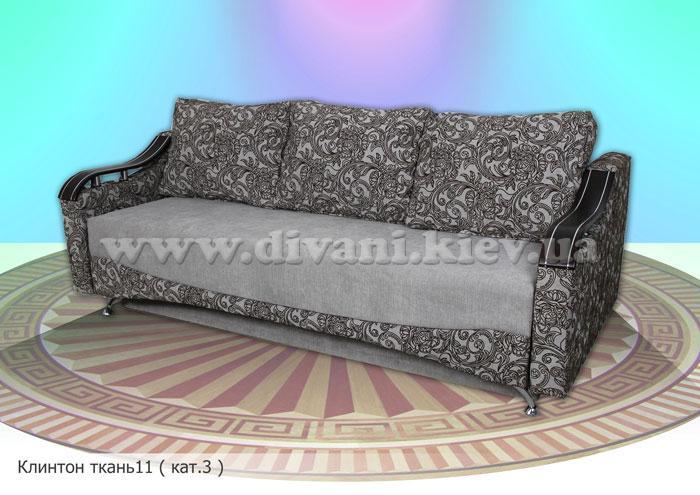 Клинтон-4 - мебельная фабрика Мебель Софиевки. Фото №23. | Диваны для нирваны