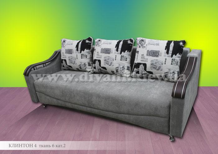 Клинтон-4 - мебельная фабрика Мебель Софиевки. Фото №25. | Диваны для нирваны