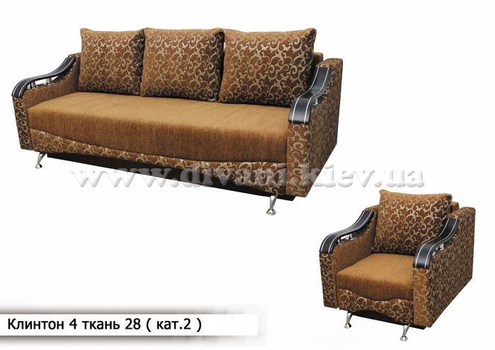 Клинтон-4 - мебельная фабрика Мебель Софиевки. Фото №40. | Диваны для нирваны