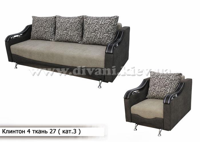 Клинтон-4 - мебельная фабрика Мебель Софиевки. Фото №41. | Диваны для нирваны