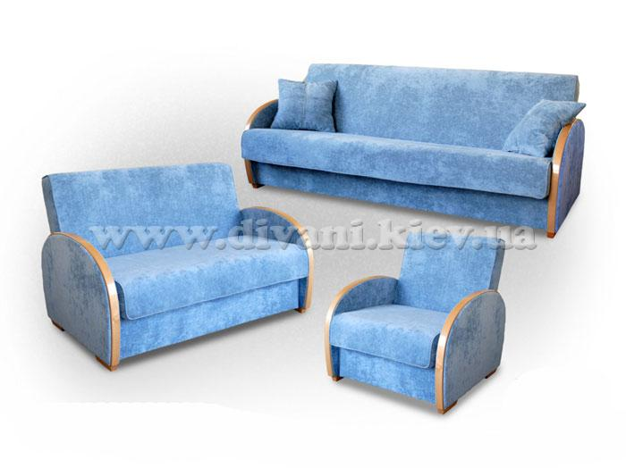 Ксенія 2 - мебельная фабрика Рата. Фото №6. | Диваны для нирваны