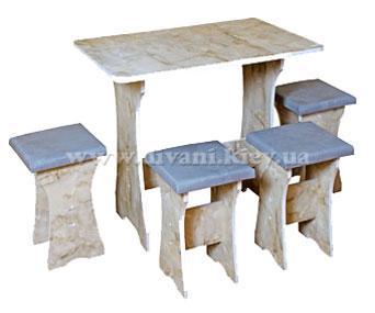Корсар (обеденная группа) - мебельная фабрика Маген. Фото №1. | Диваны для нирваны