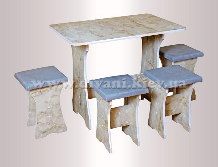 Корсар (обеденная группа) - мебельная фабрика Маген. Фото №2. | Диваны для нирваны